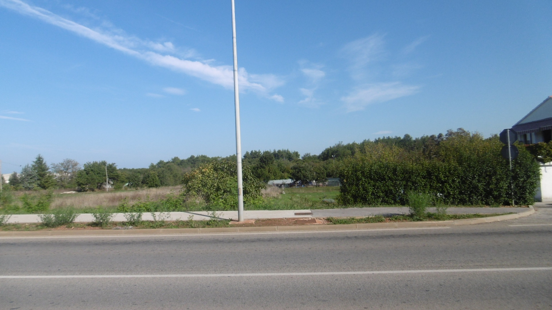 P-595  Industrial plot in attractive commercial area in Porec