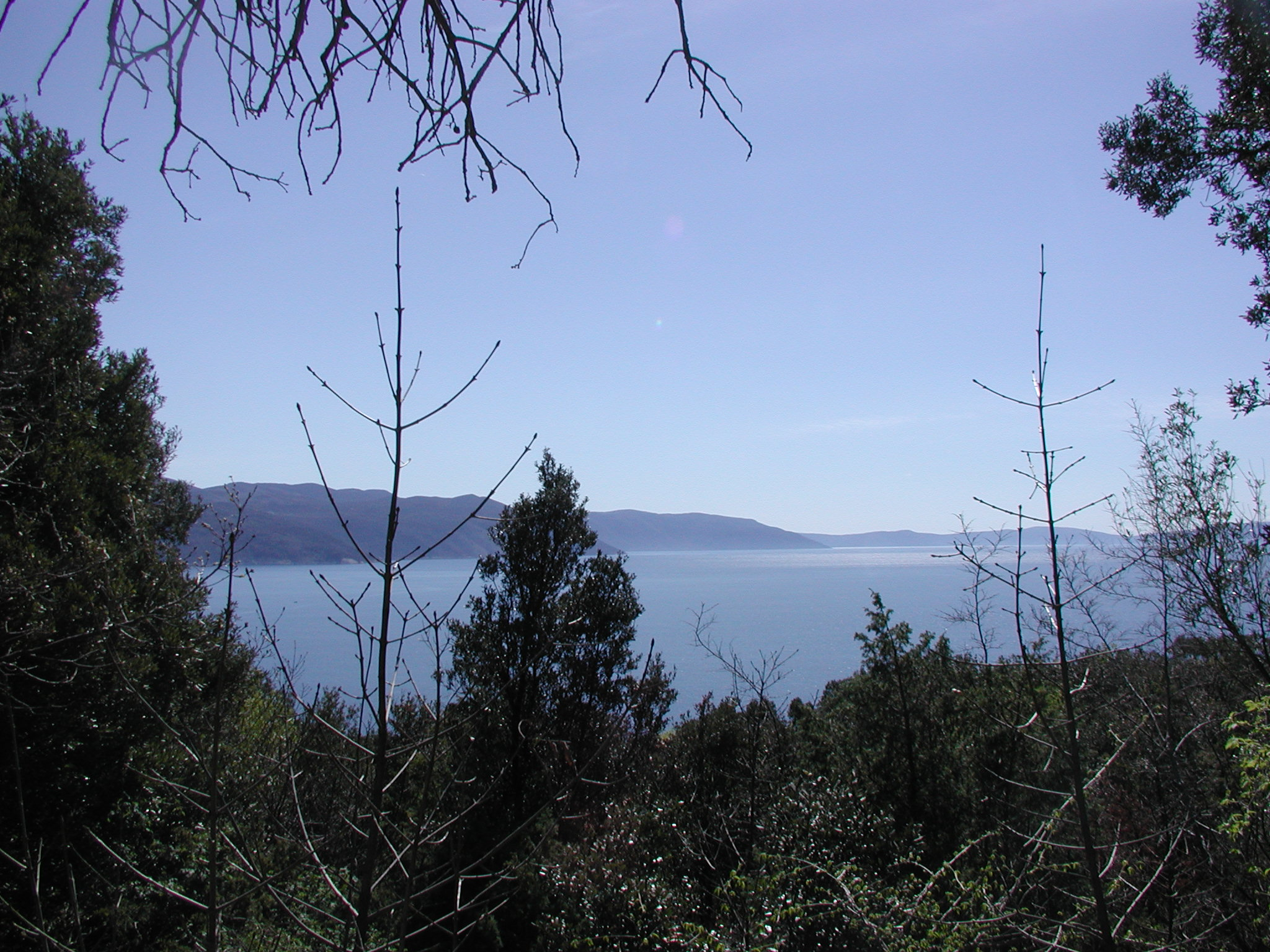 O 581 Land with beautiful sea views only about 500 m from the sea