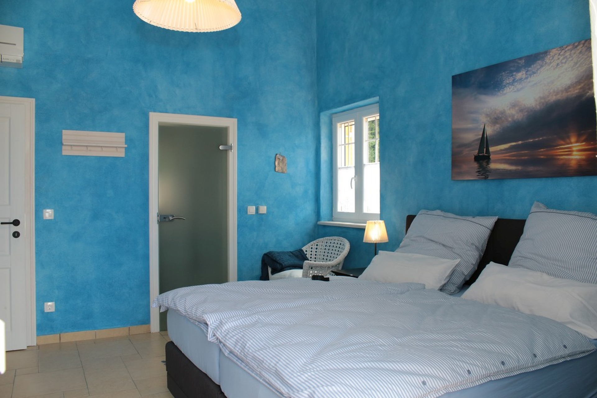 10 modern schlafzimmer bank designs, o-458 detached villa with pool and sea views in an idyllic, quiet, Design ideen