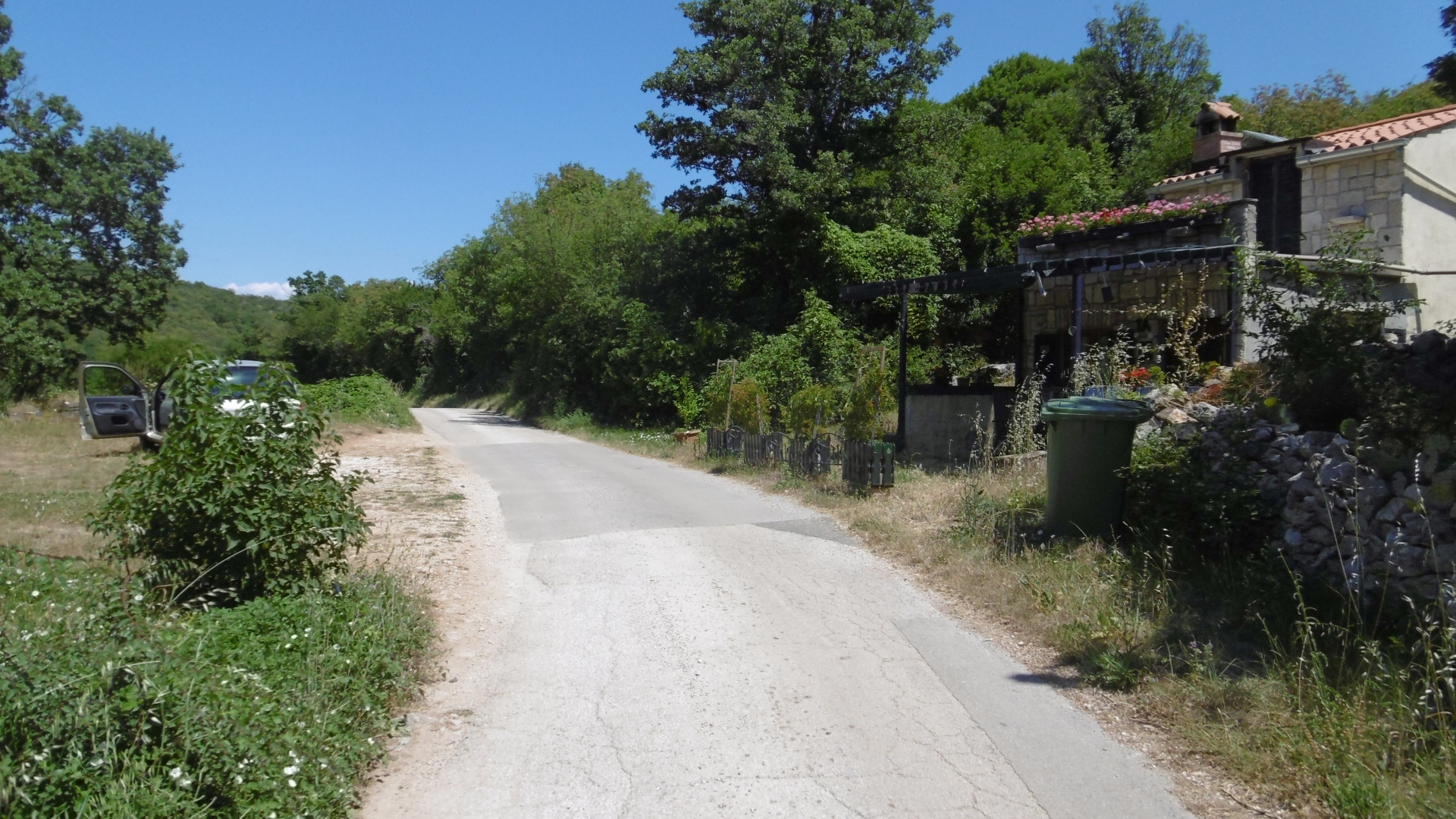 O 893 Ruin about 7 km from the sea and Rabac Domizil real estate